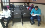 The final exams started at The Faculty of Nursing