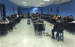 The Faculty Of Engineering Students Continued Their Written Exams