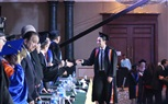 MTI University Graduation Ceremony 2015