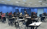 The Faculty Of Engineering Students Continued Their Exams On Monday