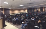 The Faculty Of Computer Science Students had Four Exams Today