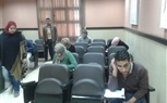 The Faculty of Nursing Students Continued their Exams on Monday