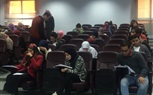 The Faculty Of Dentistry Students Continued Their Exams On Tuesday
