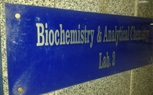 Biochemistry & Analytical Chemistry Lab