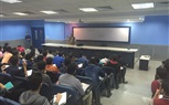 The day was at the faculty of engineering as the students continue their lectures, labs and workshops