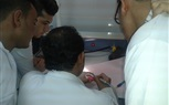 The students in the Faculty of Dentistry continued their lectures and labs