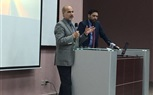 Mr.Tamer Ali gave a lecture of human development under the name of