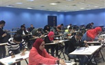 Today is the last day to register for the new semester as the students continued their lectures and labs