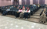 Students of Physical Therapy attending their lectures