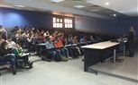The students of the Faculty of Engineering continued their lectures, labs and workshops for the third week of the spring semester