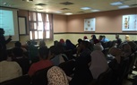 The Students at the Faculty of Nursing are very busy having their Lectures and getting ready for their Midterm Exams