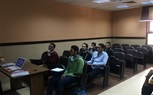 The Students of the Faculty of Computer Science were very busy having their Sections and Lectures