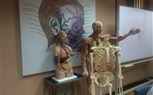 Anatomy LabStudents of the Faculty of Nursing continued their Practical Labs today at the Anatomy Lab