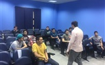 Invaders MTI of the Faculty of Engineering had a session to choose new team members