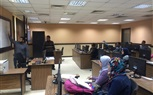 Students at the Faculty of Computer Science continued their practical Labs, Lectures, and Sections