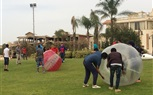 The Students have spent fun at Golf City – Faculty of Physical Therapy