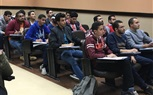 The Students at the Faculty of Computer Science are very busy having their Lectures and Sections today