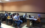 Students of the Faculty of Computer Science were very busy having their Quizzes