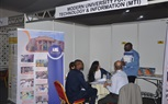 MTI University participates in The Educational Fair to encourage African students to join The Egyptian Universities