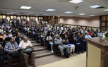 The orientation meeting for the fresh students of the faculty of management