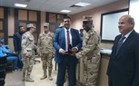 MTI hosted Staff Brigadier General / Khaled Moustafa Tawfik