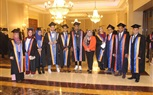 Photos of the Graduation Ceremony of the students of the Faculty of Nursing