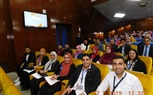Photos of students participation in the student conference-Faculty of Nursing Banha University